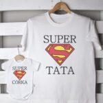Zestaw SuperTata i SuperCórka