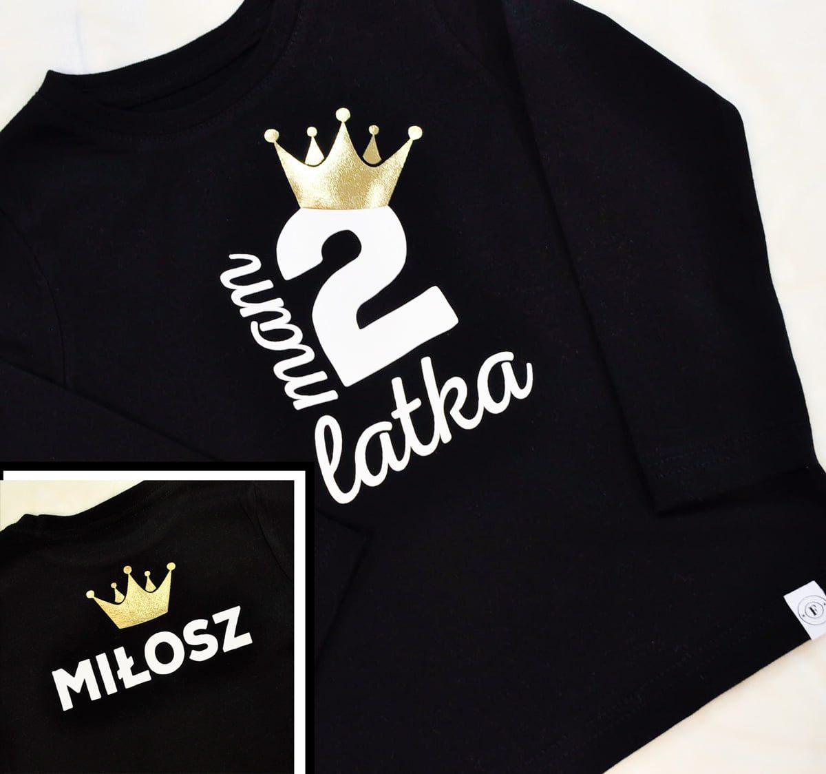 Ogromny Koszulka lub body na urodziny - Fabryka Bodziaków CJ67