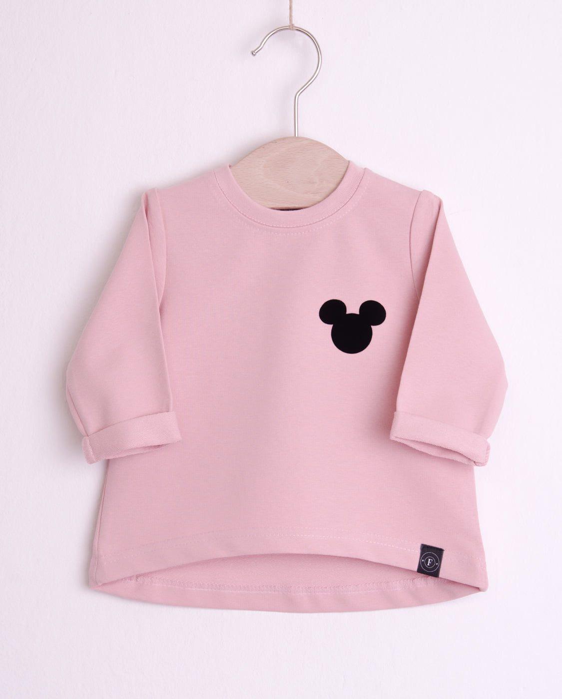 c6c9e5c8b9eeaa Tunika z logo myszki miki - Fabryka Bodziaków - Dla dziewczynki