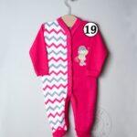 Pajac niemowlęcy różne wzory