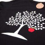 Koszulka męska Jabłonka rozmiar L
