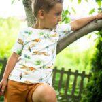 Koszulka Safari