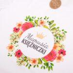 Koszulka Mamusia księżniczki rozmiar L