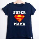 Koszulka damska super mama