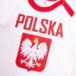 Body kibic z krótkim rękawem z rozmiarem 68 Polska